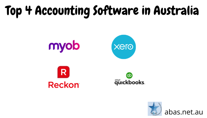 Top 4 Accounting Software
