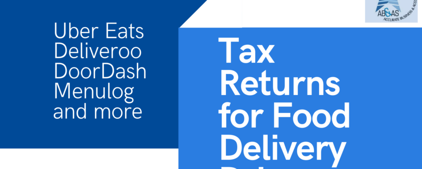 Tax Deductions for food delivery drivers in Australia